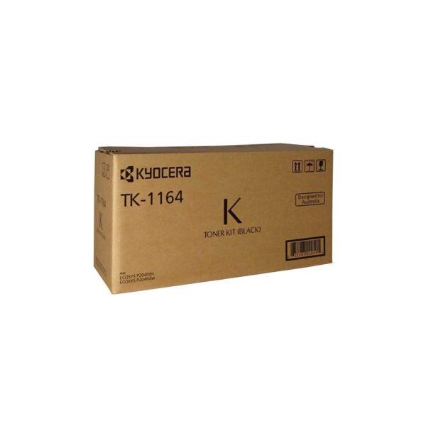 KYOCERA TK-1164 TONER KIT BLK 6190 kyocera tk1164 toner oem