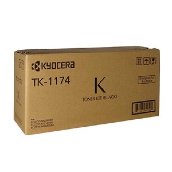 KYOCERA TK-1174 TONER KIT BLK tk1174