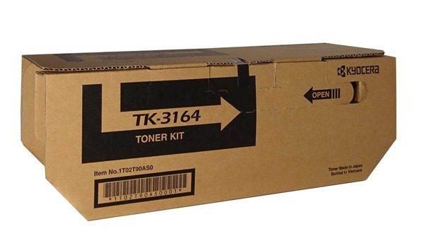 KYOCERA TK-3164 TONER KIT BLK tk3164