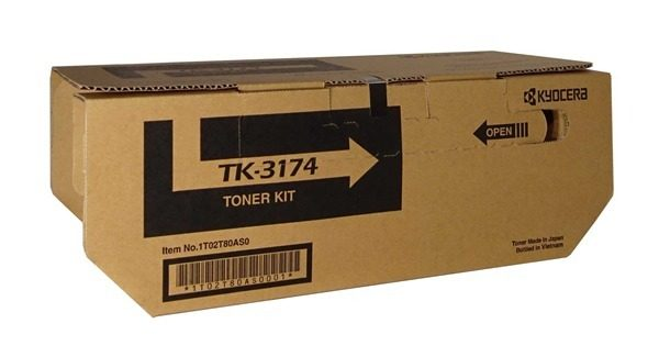 KYOCERA TK-3174 TONER KIT BLK tk3174