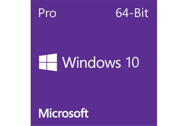 Microsoft Windows 10 PRO 64BIT OEM FQC 08929
