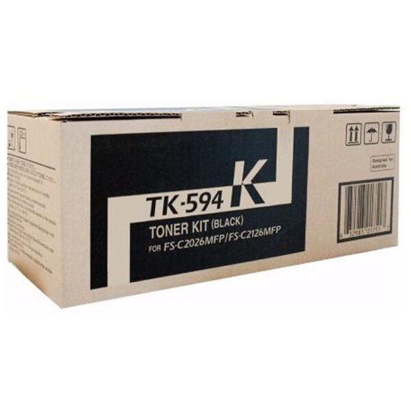 KYOCERA TK-594K TONER BLACK TK 594K