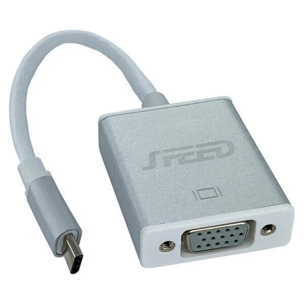 SPEED USB TYPE-C - D-SUB ADAPTER usb c vga