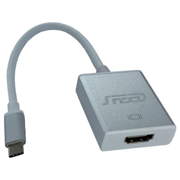SPEED USB TYPE-C - 4K HDMI ADAPTER usb c hdmi