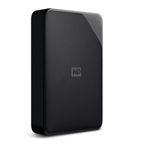 "Western Digital 5TB USB3 2.5"" Elements SE External HDD WDBJRT0050BBK WESN"