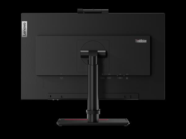 "Lenovo ThinkVision T24v-20 23.8"" FHD VoIP Monitor 61FCMAR6AU 3"