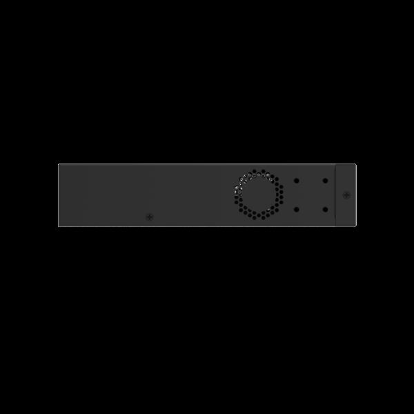 Netgear 24 PORT Gigabit POE+ 190W Switch GS324P woShadow Side2 16Aug19