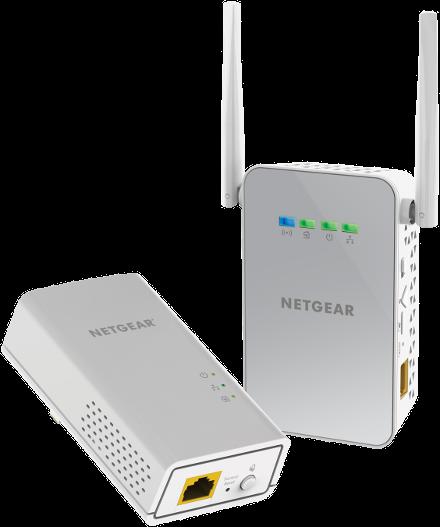 Netgear PLW1000 POWERLINE WiFi ADAPTER KIT PLW1000 PL1000