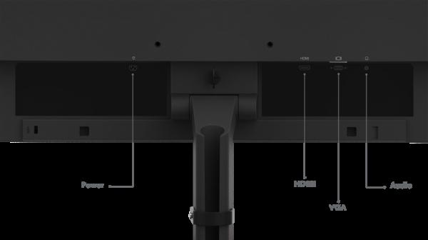 "Lenovo ThinkVision S24e 23.8"" FHD 62AEKAR2AU 9"
