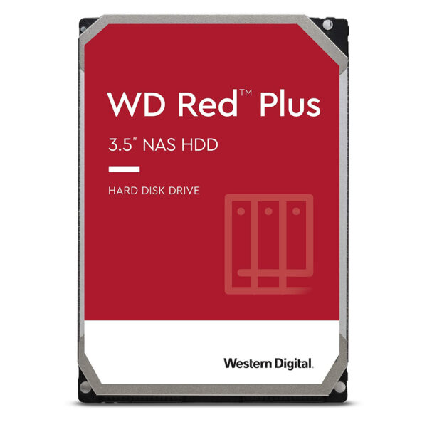 Western Digital 2TB Red Plus SATA3 128MB 24/7 wd red plus