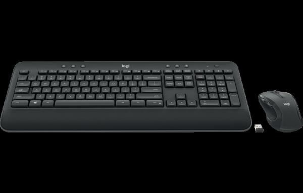Logitech MK545 Advanced Wireless Keyboard and Mouse Combo 920 008696 2