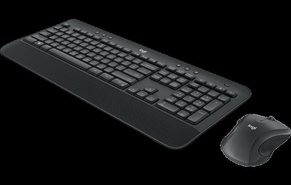 Logitech MK545 Advanced Wireless Keyboard and Mouse Combo 920 008696 3