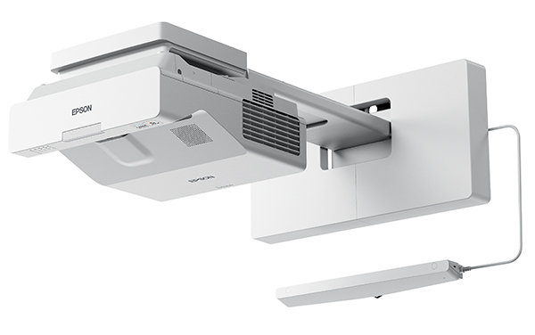 Epson 4000ANSI Ultra Short Throw Projector EB 725Wi 600