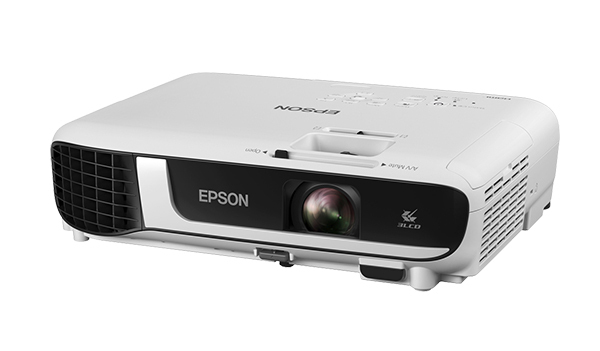 Epson 4000ANSI Entry Level Projector EB W52 600