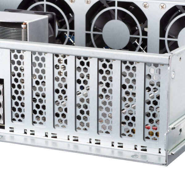 SilverStone RM23-502 2U Server Case rm23 502 4