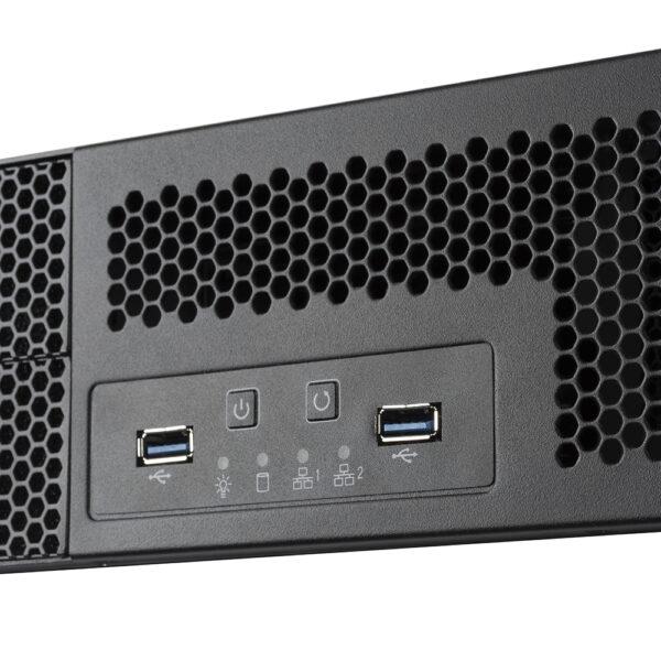 SilverStone RM23-502 2U Server Case rm23 502 9