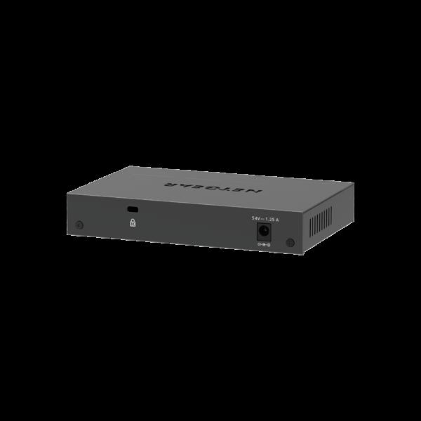 Netgear 5 Port SOHO Plus PoE+ Gigabit Ethernet Switch 63W GS305EP 5