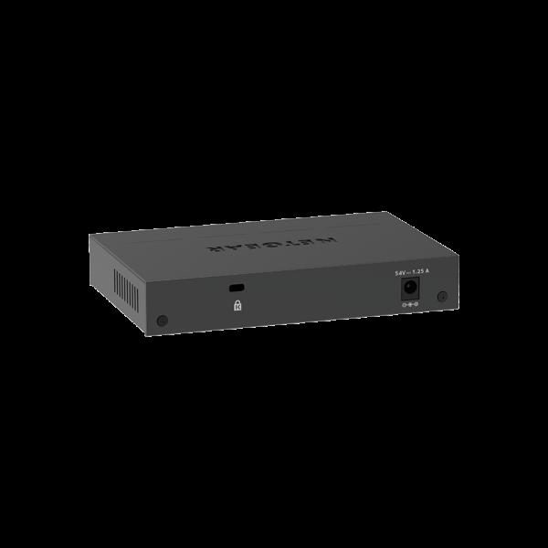 Netgear 5 Port SOHO Plus PoE+ Gigabit Ethernet Switch 63W GS305EP 6