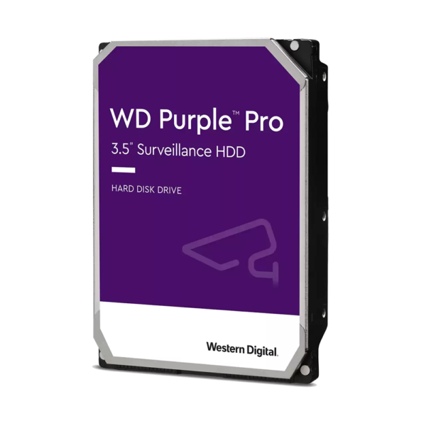 Western Digital 10TB Purple Pro SATA3 256MB Cache WD101PURP 2