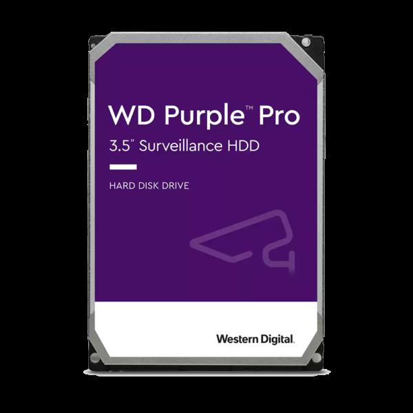 Western Digital 12TB Purple Pro SATA3 256MB Cache WD121PURP 1