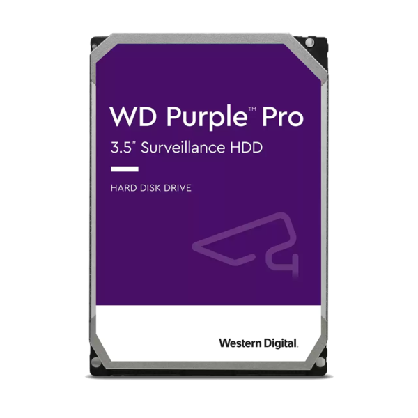 Western Digital 14TB Purple Pro SATA3 512MB Cache WD141PURP 2