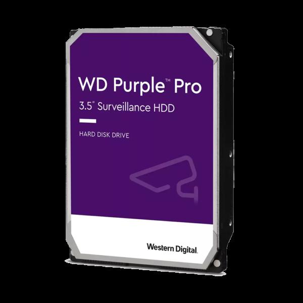 Western Digital 8TB Purple Pro SATA3 256MB Cache WD8001PURP 1