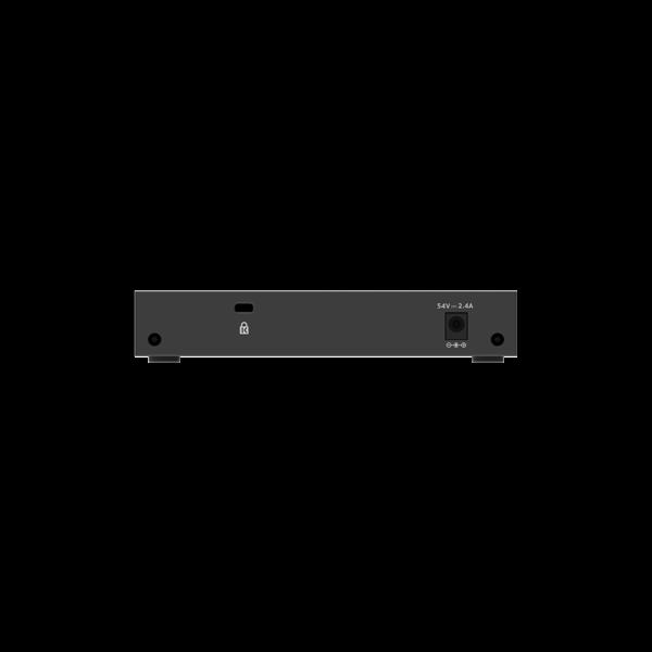 Netgear 5 SOHO Plus PoE+ Gigabit Ethernet Switch 120W GS305EPP 100AUS 5