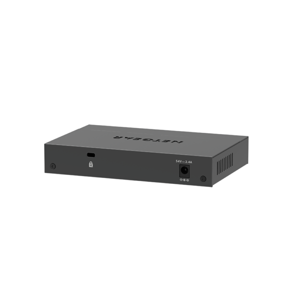 Netgear 5 SOHO Plus PoE+ Gigabit Ethernet Switch 120W GS305EPP 100AUS 6