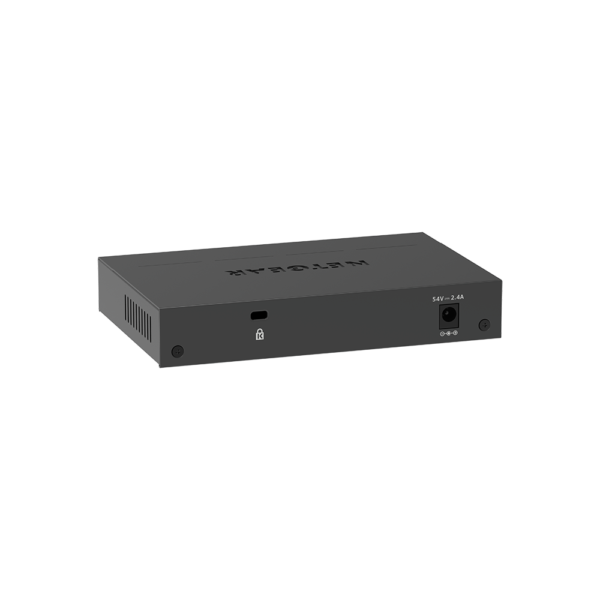 Netgear 5 SOHO Plus PoE+ Gigabit Ethernet Switch 120W GS305EPP 100AUS 7