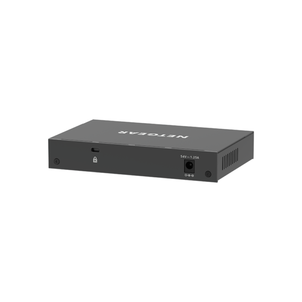 Netgear 8 SOHO Plus PoE+ Gigabit Ethernet Switch 63W GS308EP 100AUS 6