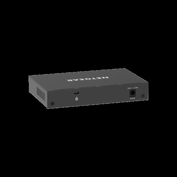 Netgear 8 SOHO Plus PoE+ Gigabit Ethernet Switch 63W GS308EP 100AUS 7
