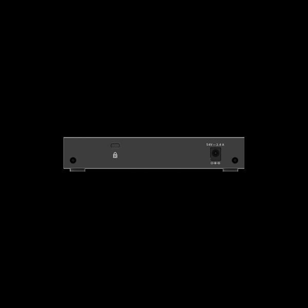 Netgear 8 SOHO Plus PoE+ Gigabit Ethernet Switch 123W GS308EPP 100AUS 5