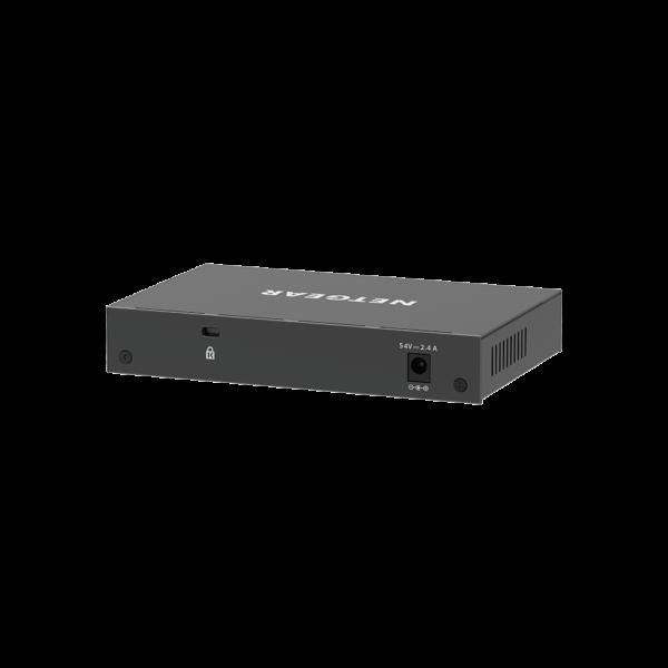 Netgear 8 SOHO Plus PoE+ Gigabit Ethernet Switch 123W GS308EPP 100AUS 6